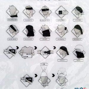 איך לחבוש באף