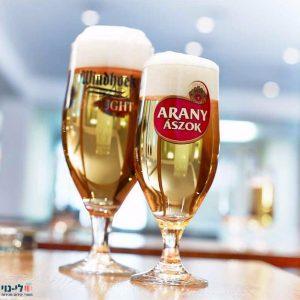 כוסות בירה אויירו
