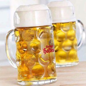 כוסות בירה דובל