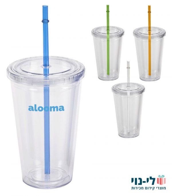 כוסות פלסטיק לשתייה