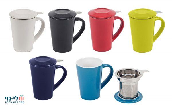 כוסות קרמיות