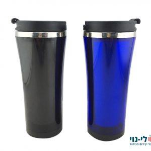 כוס טרמית נירוסטה