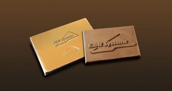 לוחית שוקולד 6x3