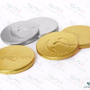 מטבעות עם הטבעה