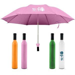מטריות בקבוק