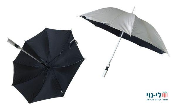 מטריות כסופות