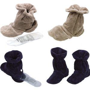 נעלי בית מתחממות