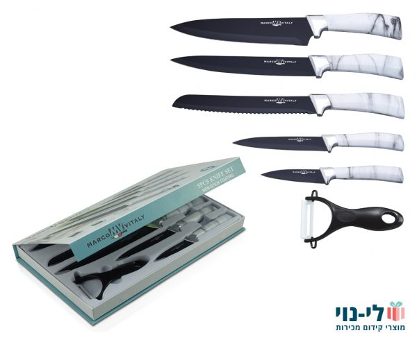 סט סכינים מהודר