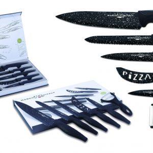 סט סכינים 6 חלקים