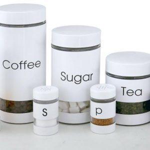 סט קפה 7 חלקים