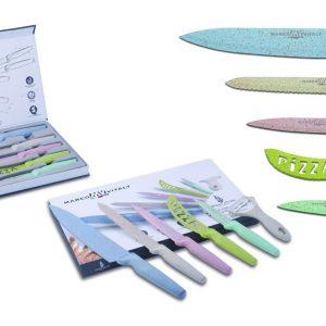 סט 6 סכינים