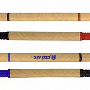 עט ממוחזר 2 צבעים