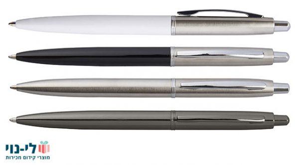 עט מתכתי מונקי