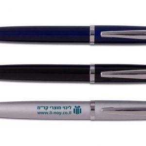 עט מתכת טאצר