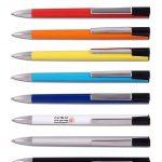 עט מתכת כדורי סלייד
