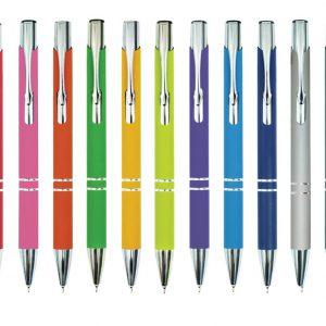 עט מתכת סילק
