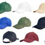 רקמה על כובעים