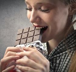 שוקולד ממותג
