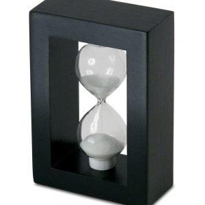 שעון חול עץ